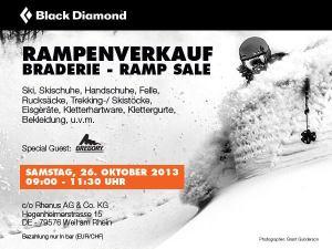 Vente BlackD_2013