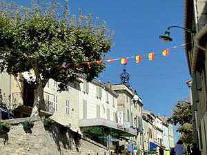 Barbentane Village Des Alpilles