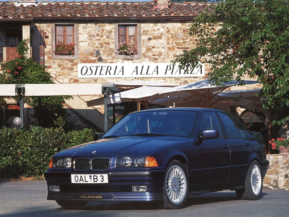 medium resolution of bmw alpina b3 3 0