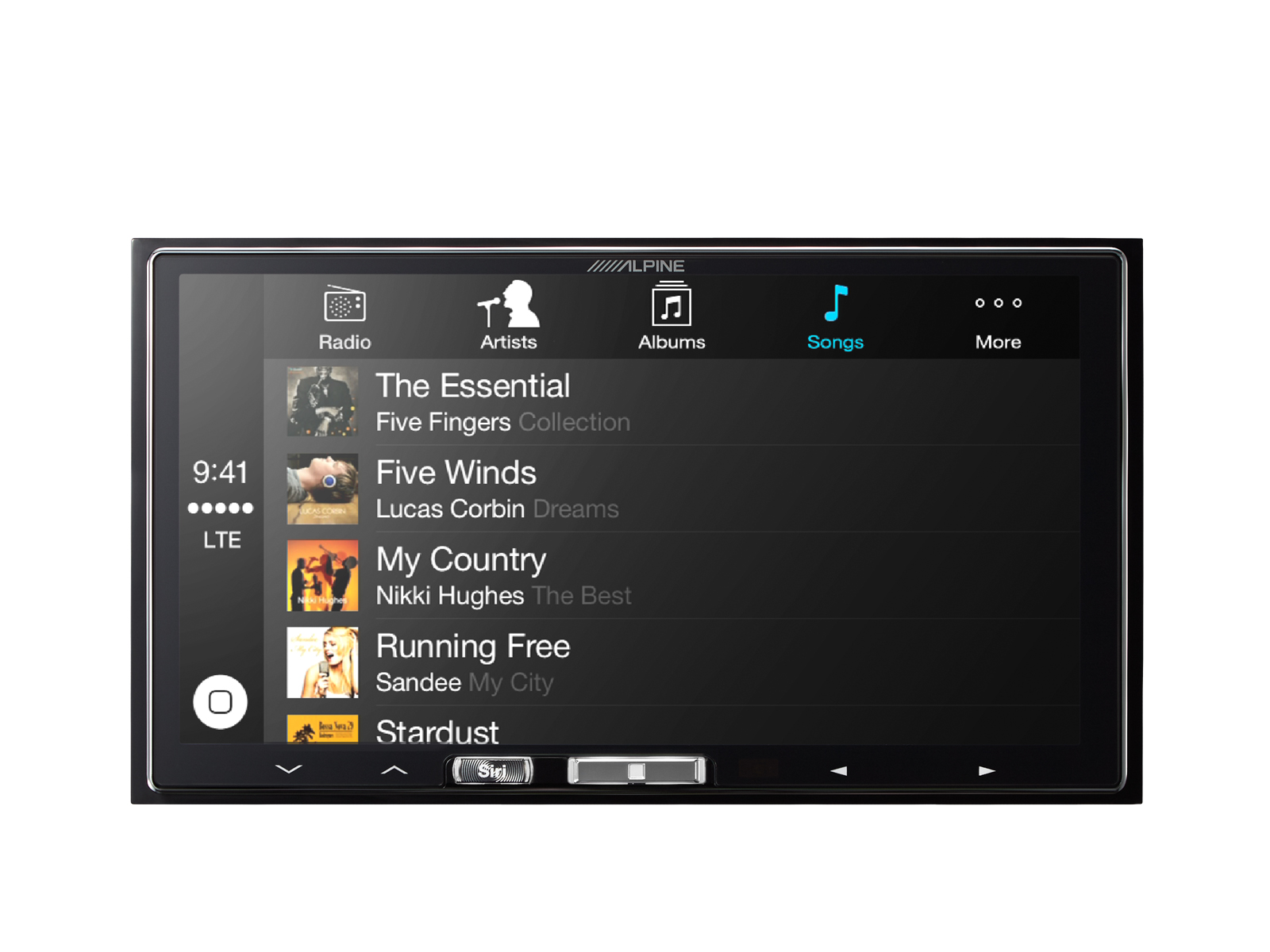 vw polo 9n central locking wiring diagram belling cooker in dash digital media receiver with apple carplay alpine ilx 700