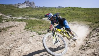 Mountain bike holidays, Three Valleys
