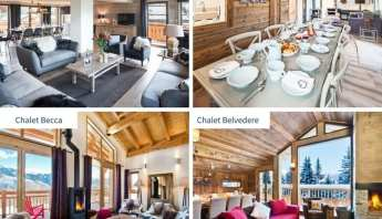 Alpine Escape Luxury Self Catered Ski Chalets