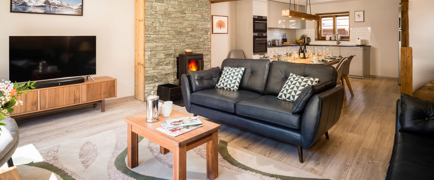 Chalet Ellanar Courchevel Le Praz