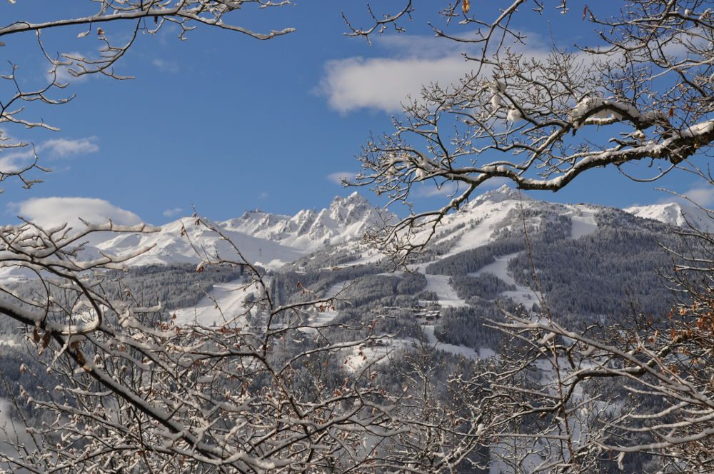Courchevel views