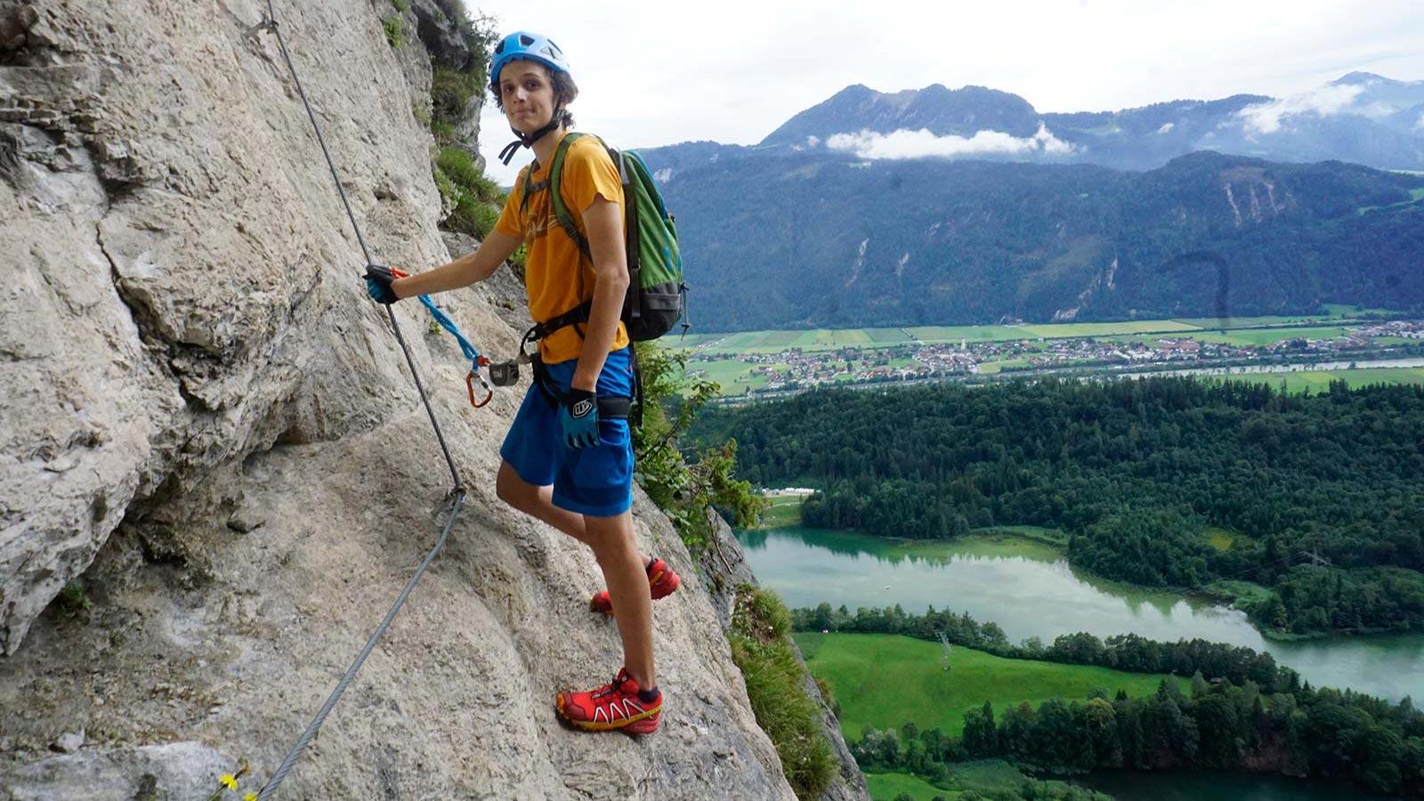 Bergführer Klettersteig I Alpine Kompetenz