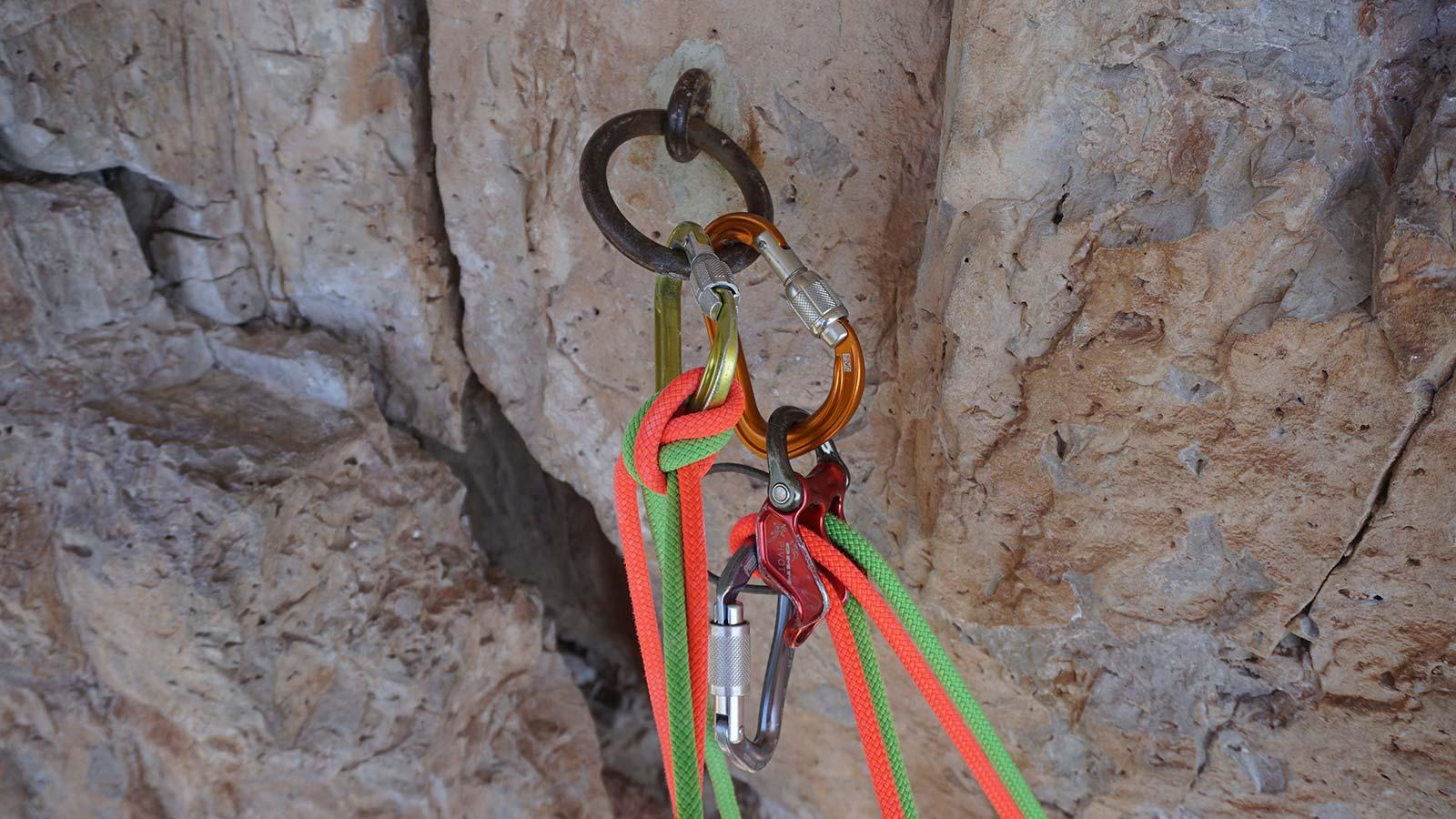 Klettern Seiltechnik Ausbildung I Alpine Kompetenz