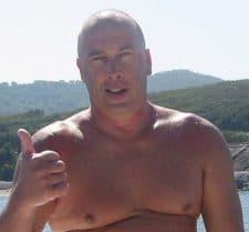 Hansjörg Ransmayr durchschwimmt als erster Österreicher die Straße von Gibraltar