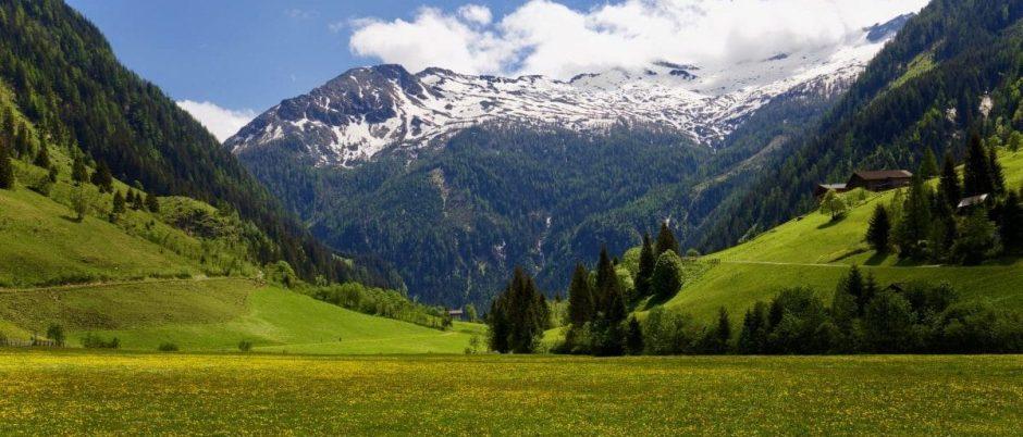 Ausgangspunkt der Wanderung zum Schödersee ist der Talwirt im hinteren Teil des Grossarltals
