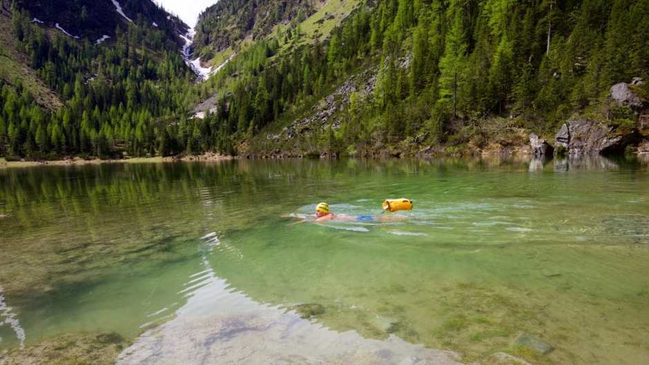 alpine-swimming is the blog for wildswimming and wild-dipping in the alps - here you will find everything you need to swim-hike to mountain lakes, wild pools and waterfalls