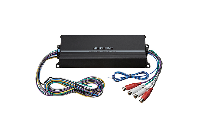 alpine ktp 445u power pack wiring diagram dual battery 4x4