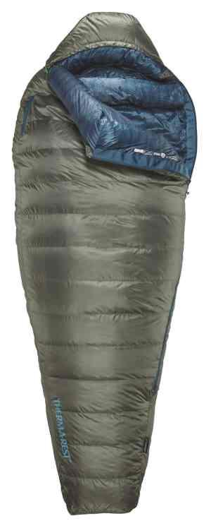 questar 0°f sleeping bag
