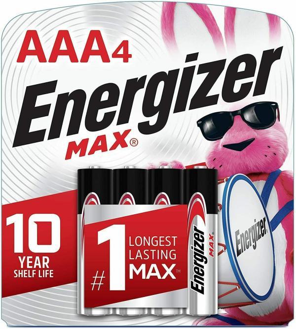 energizer aaa 4pk