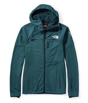 summit l2 futurefleece™ full zip hoodie women's