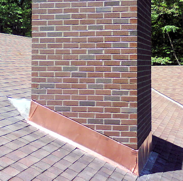 How To Waterproof Your Chimney Flashing Alpine Chimney Sweeps