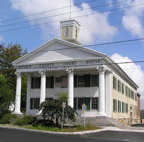 Putnam CO courthouse