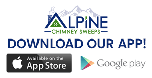 Alpine chimney app