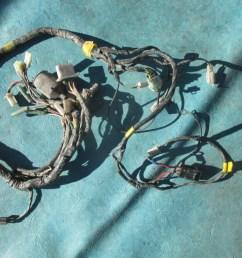 polaris phoenix 200 main wire harness [ 1024 x 768 Pixel ]