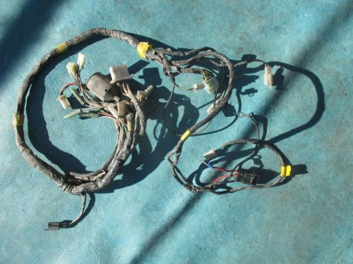 small resolution of origianal polaris phoenix 200 main wire harness oem parts
