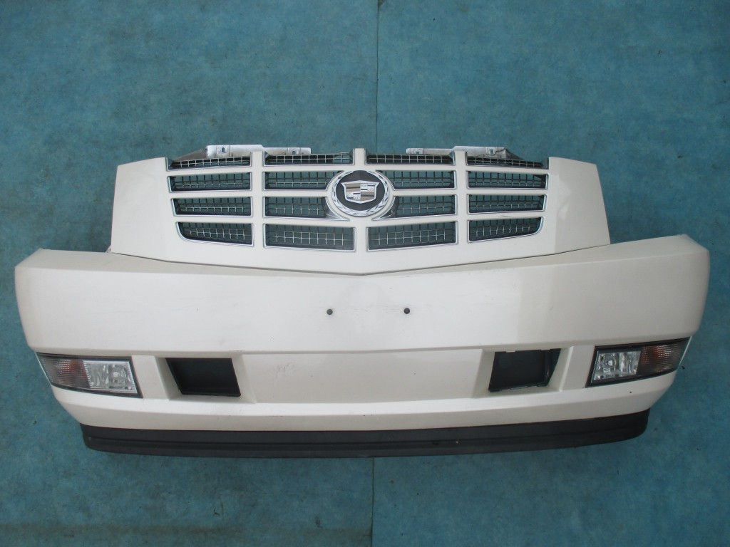 hight resolution of cadillac escalade front bumper