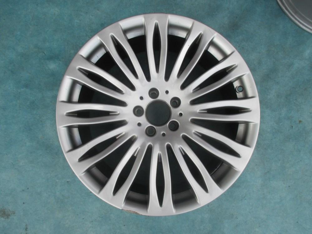 medium resolution of 20 mercedes benz s class s400 s550 s600 rear wheel rim