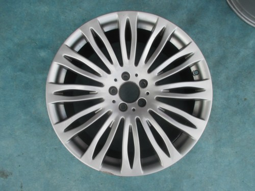 small resolution of 20 mercedes benz s class s400 s550 s600 rear wheel rim