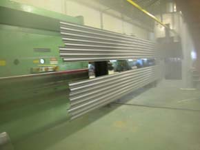 Metal Rolling Door, Security Rolling Door, Steel Roll Down Door
