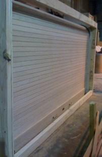 Wooden Counter Shutters, Wood Shutters, wooden window shutters