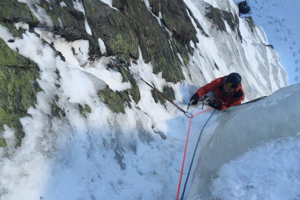 Ice-climbing - Foundation