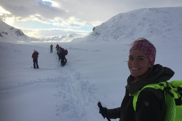 Avalanche Course Snowshoes