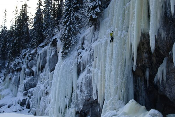 Ice Climbing in Valdres