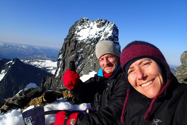 Alpine mentoring Storen