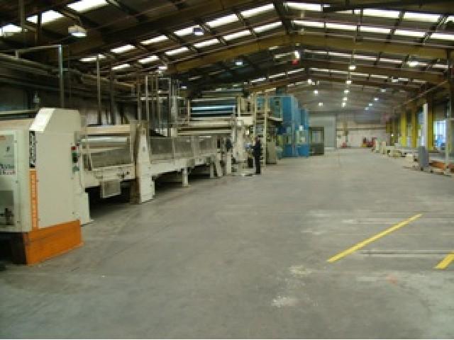 Corrugating Line 98 2500mm AgnatiFosber BCEFlute