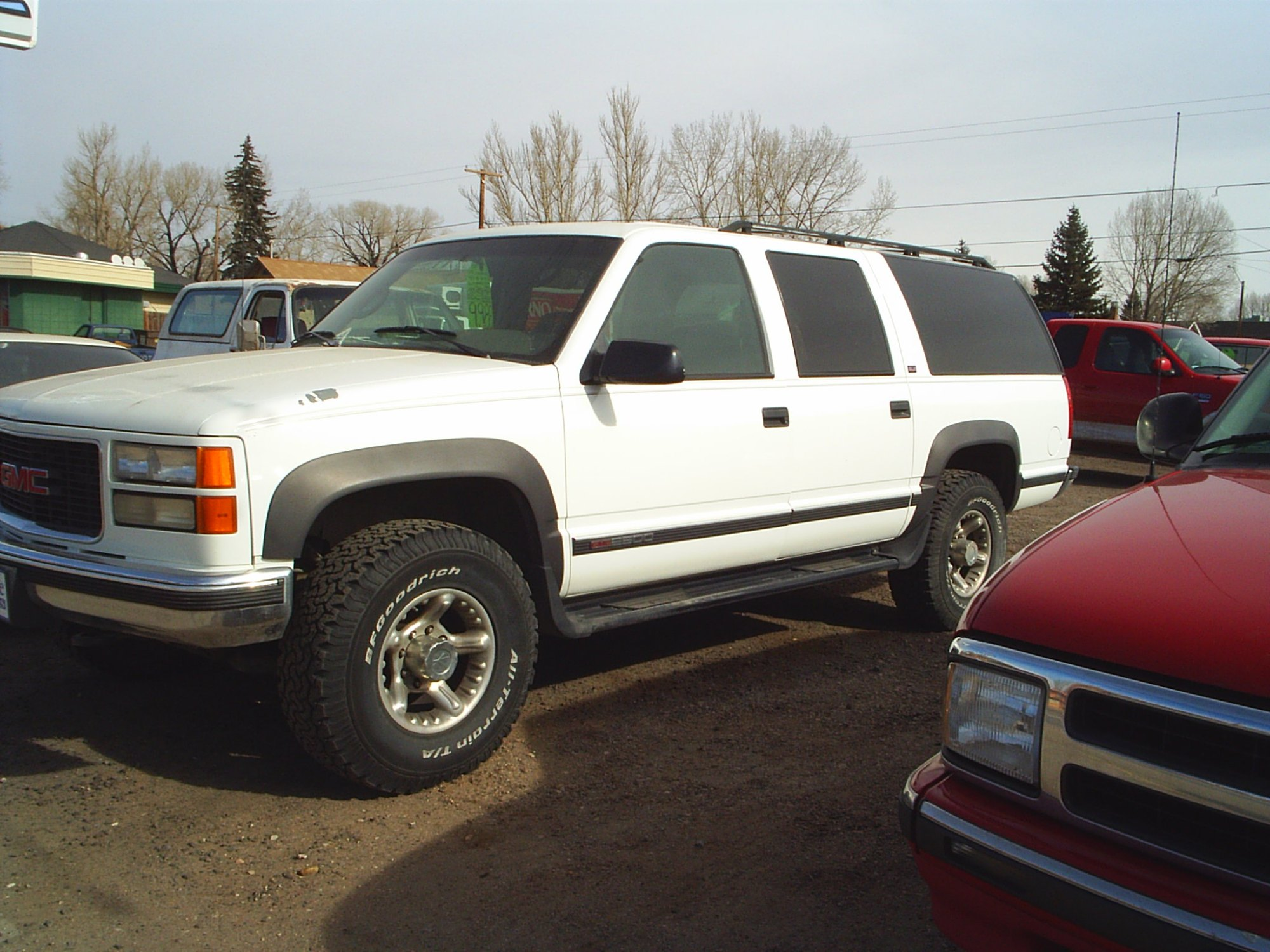 hight resolution of 95 suburban