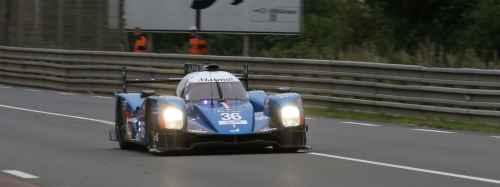 Journée Test pour Alpine au Mans !