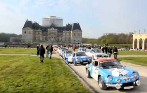 Documentaire Renault TV de l'Alpine A110 VF