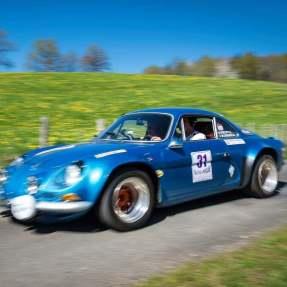 Classic Team#2c2m Alpine A110 1300S Ulule Monte Carlo Millet Caudoux - 7