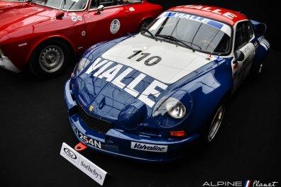 RM Auctions Invalides Alpine A110 A310 Vialle GPE Auto Planet 2018 (5)