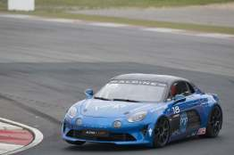 Alpine Elf Europa Cup 2018 Nurburgring CMR Milan Sancinena Beltoise Romano Signatech (57)