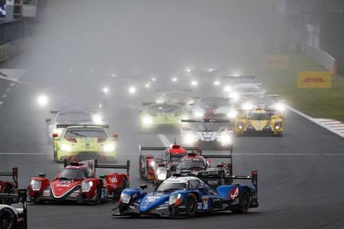 Signatech Alpine: l'équipe tutoie les sommets au Fuji Speedway !