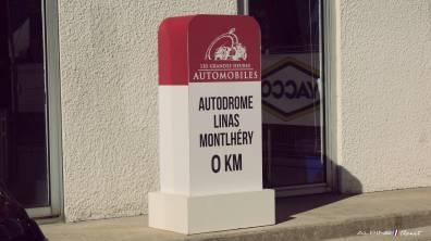 Alpine Planet Les Grandes Heures Automobiles 2018 Monthlery A110 A310 A340 M63 - 94-imp