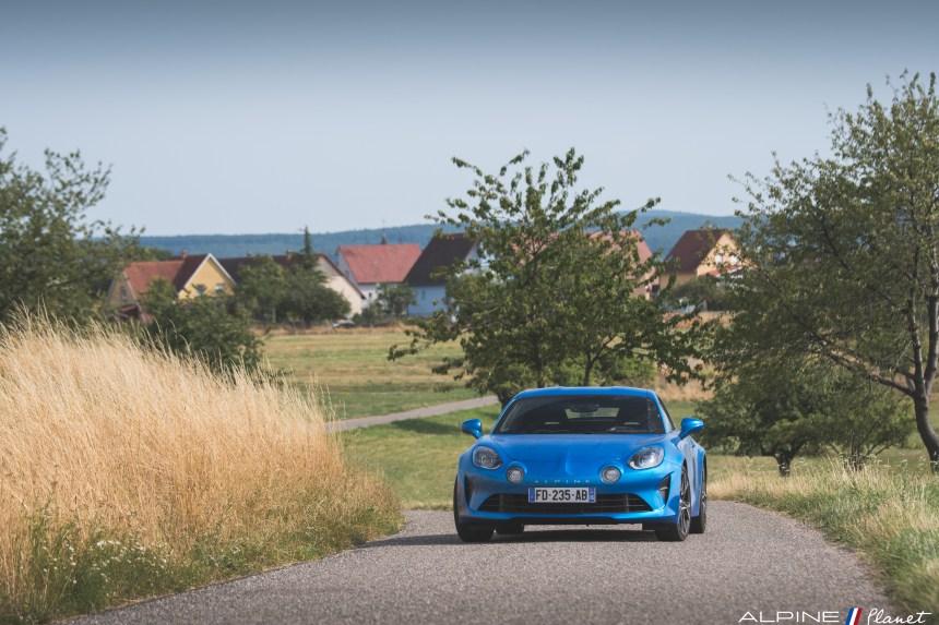 Rallye Alpine Planet – Alpine Boulogne