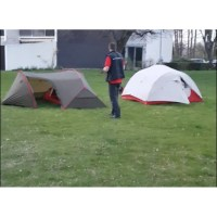 MSR Hubba Tour 2 - 2-person tent | Product Review ...