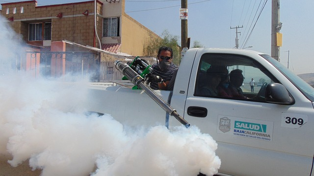 pest controller car