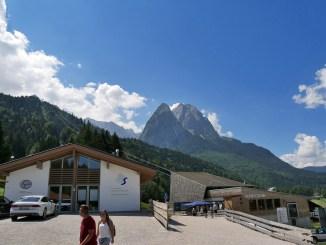 Alpspitzbahn in Garmisch - © Christian Schön