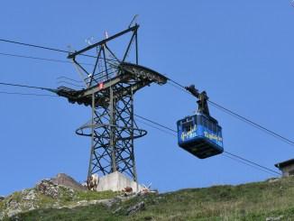 Gipfelbahn Kitzbüheler Horn © Christian Schön