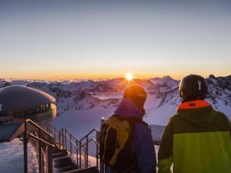 Die Skisaison auf dem Pitztaler Gletscher startet am 19. September. // Foto: Tourismusverband Pitztal, Roland Haschka