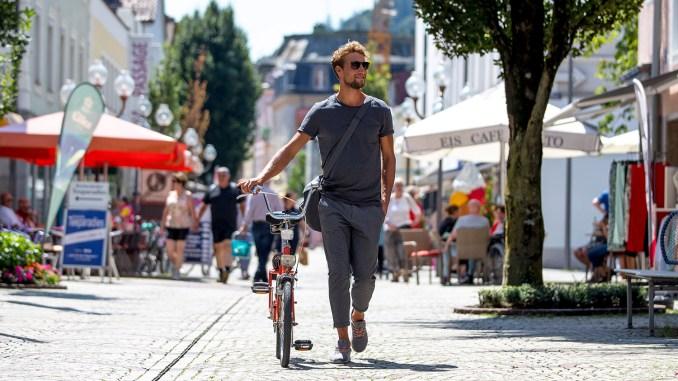 Für Männer gibt es spezielle Angebote zur Erholung im Rahmen der Feierlichkeiten in Bad Reichenhall. // Foto: Berchtesgadener Land Tourismus
