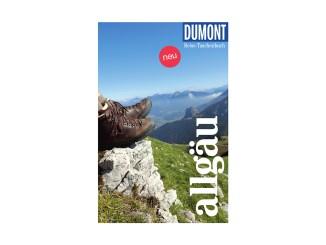 Cover des DuMont Reise-Taschenbuches allgäu. // Foto: Verlag MairDumont