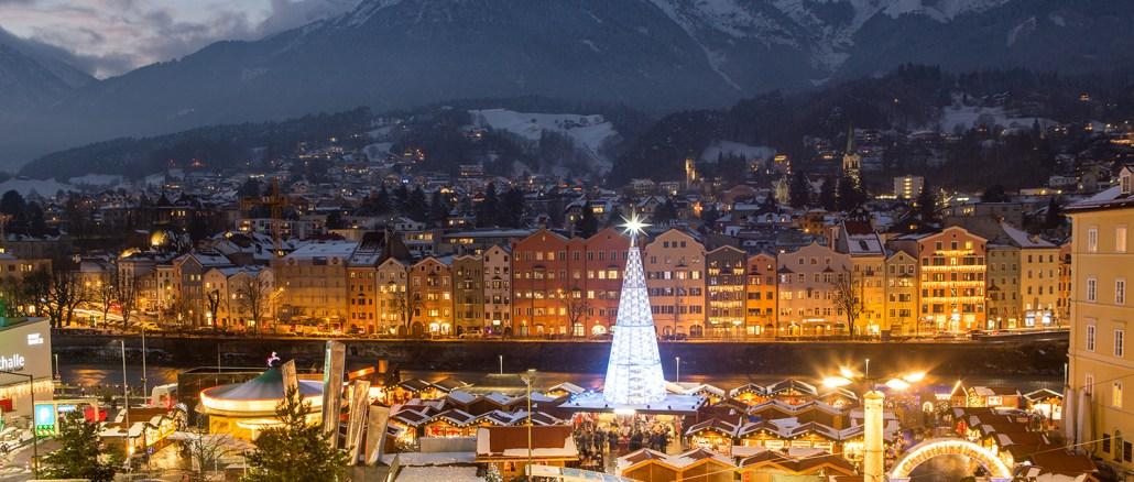 Die Adventszeit in Innsbruck hat einen ganz besonderen Flair. // Foto: Innsbruck Tourismus