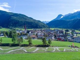 Die Lage des neuen Trainingsareals in Umhausen ist ideal. // Foto: TyrolVision
